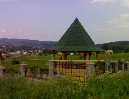 Альтанка капелюх смт східниця