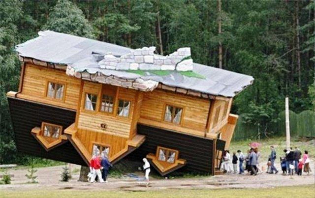 Незвичайні архітектурні рішення