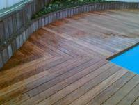 Decking. Terrace. photo